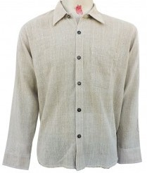 Hemp Button-Up