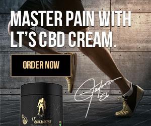 LT Pain Master banner